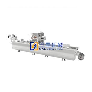 DZL-320R全自動拉伸膜真空包裝機