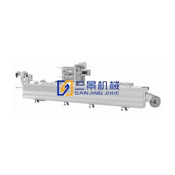 DZL-520R全自動拉伸膜真空包裝機